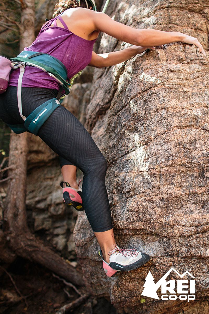 The all-around women s La Sportiva Finale Rock Shoes are designed to help  novice climbers move to the next level in the gym 823116ad6d5
