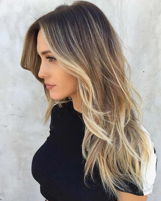 51 Beautiful Long Layered Haircuts Stayglam In 2020 Long Layered Haircuts Long Layered Hair Womens Hairstyles