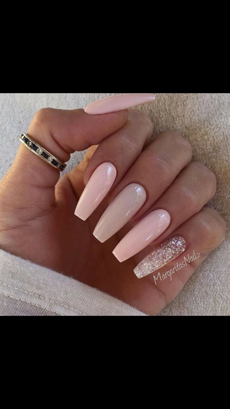 Ongles rose | Ongles rose, Ongles, Cils