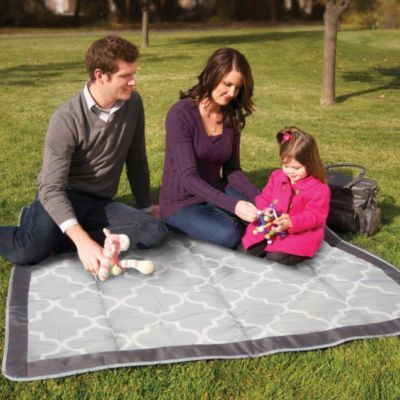 Buy Jj Colea All Purpose Outdoor Blanket In Stone Arbor From Bed