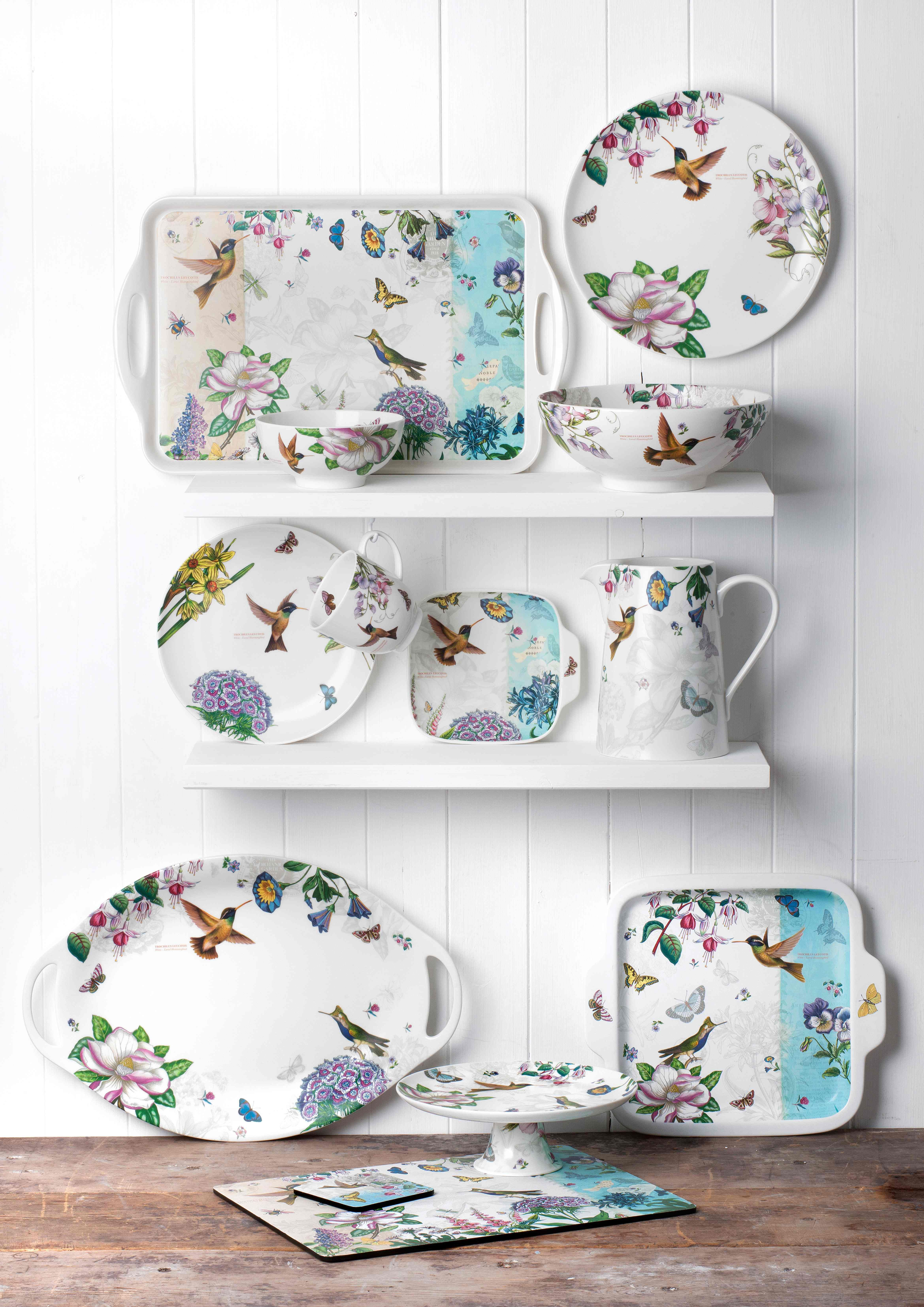 portmeirion-botanic-hummingbird-collection.jpg  sc 1 st  Pinterest & Portmeirion China u2013 Beauty and Practicality at its best! (G!veaway ...