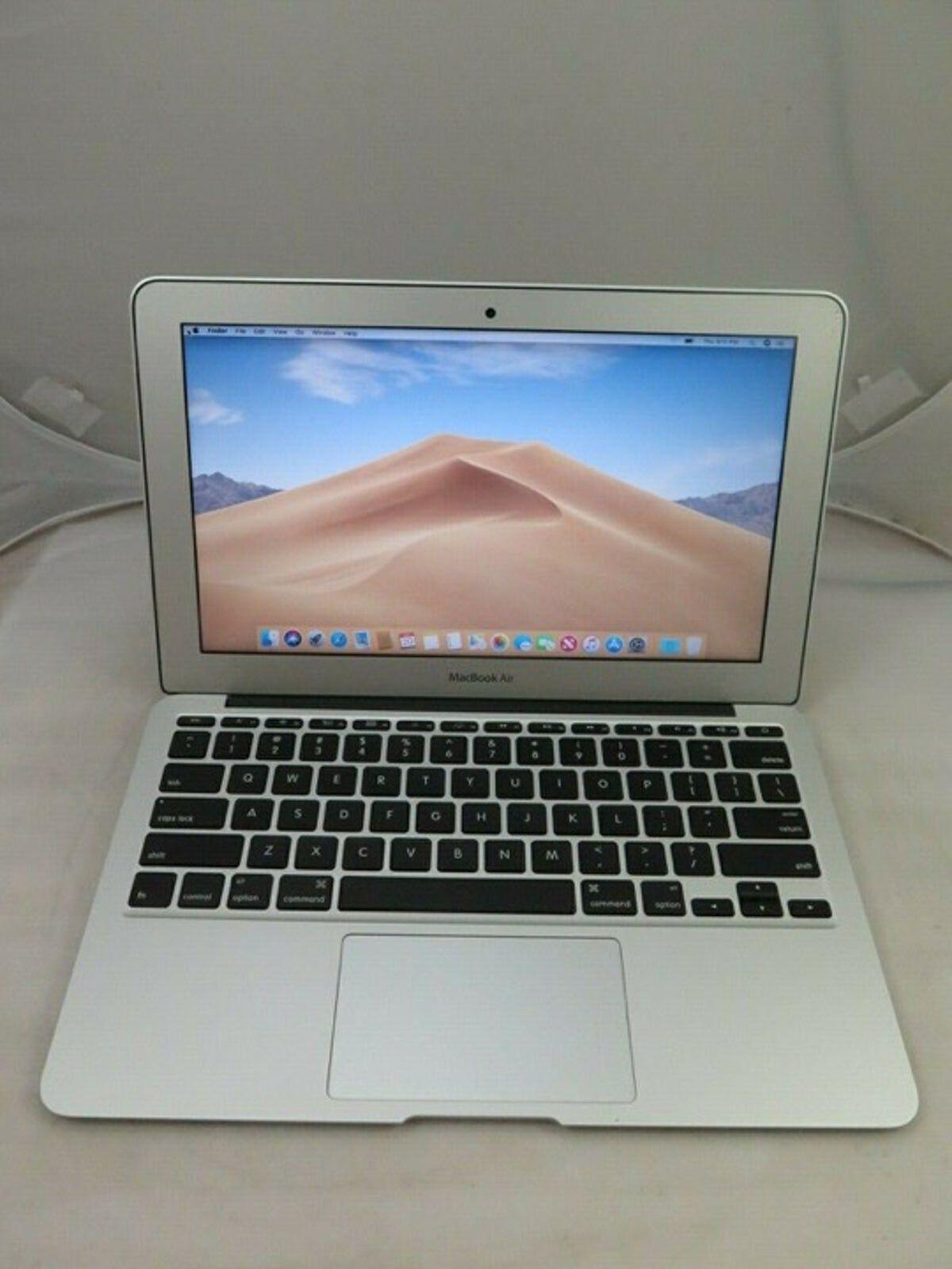 Macbook Air 2015 128gb Ssd 4gb Apple 11 In 2020 Macbook Air Macbook Apple Macbook Air