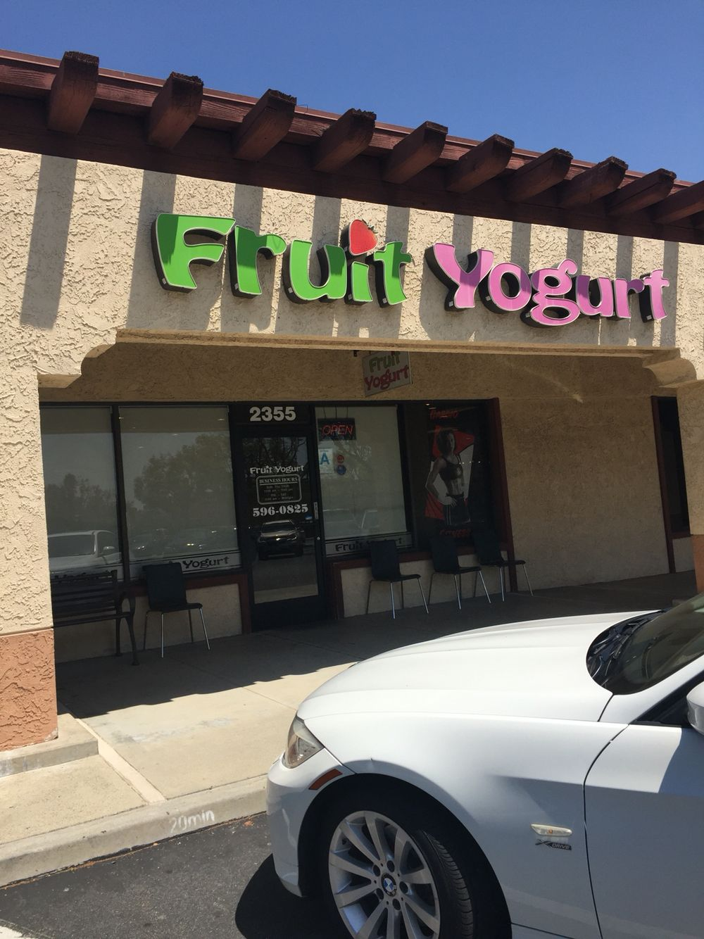 Fruit Yogurt, La Verne, CA