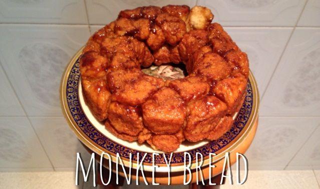 Monkey Bread - Maldeadora Blog