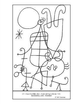 Escuela Infantil Castillo De Blanca Joan Miró Barcelona Nel 2019
