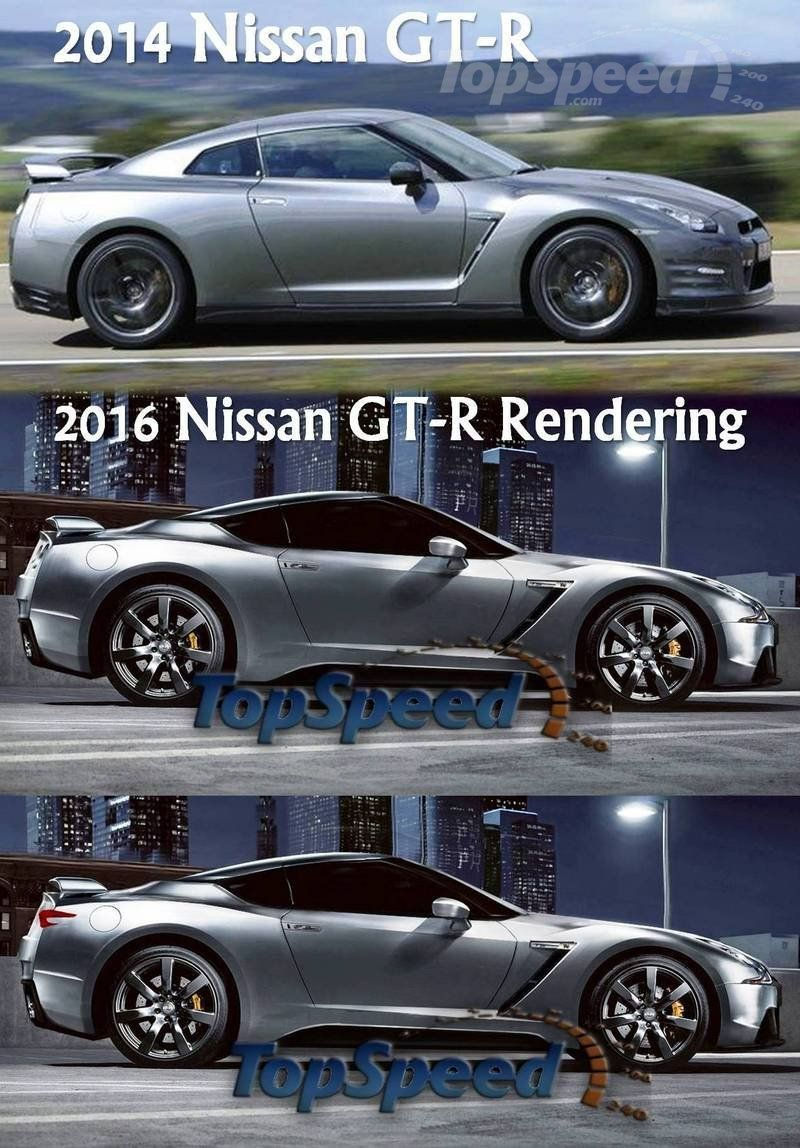 2019 Nissan Gt R Pictures Photos Wallpapers My Style