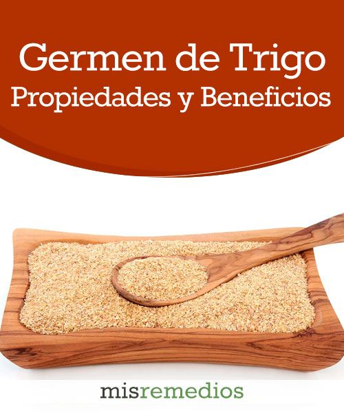 germen de trigo recetas para adelgazar