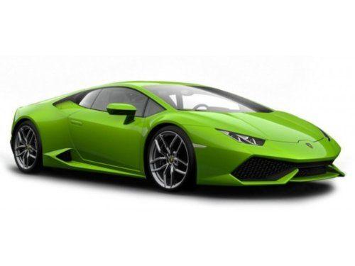 Lamborghini Huracan LP610-4 Green 1/18 by Bburago 11038