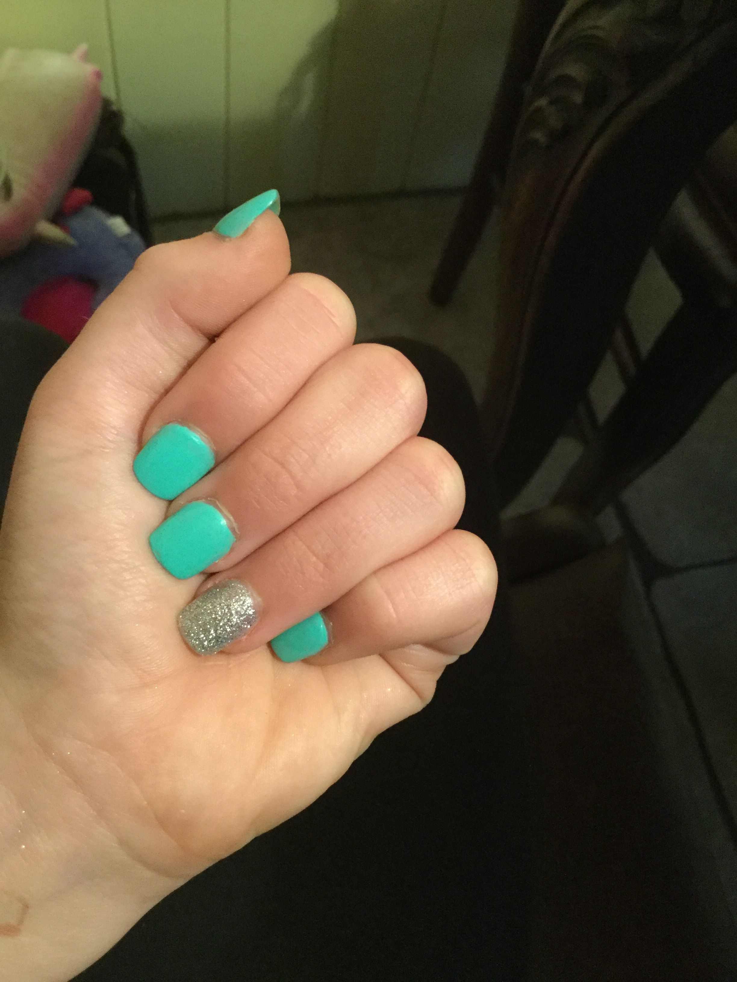 Mint Green Short Square Acrylic Nails Square Acrylic Nails Short Square Acrylic Nails Rounded Acrylic Nails