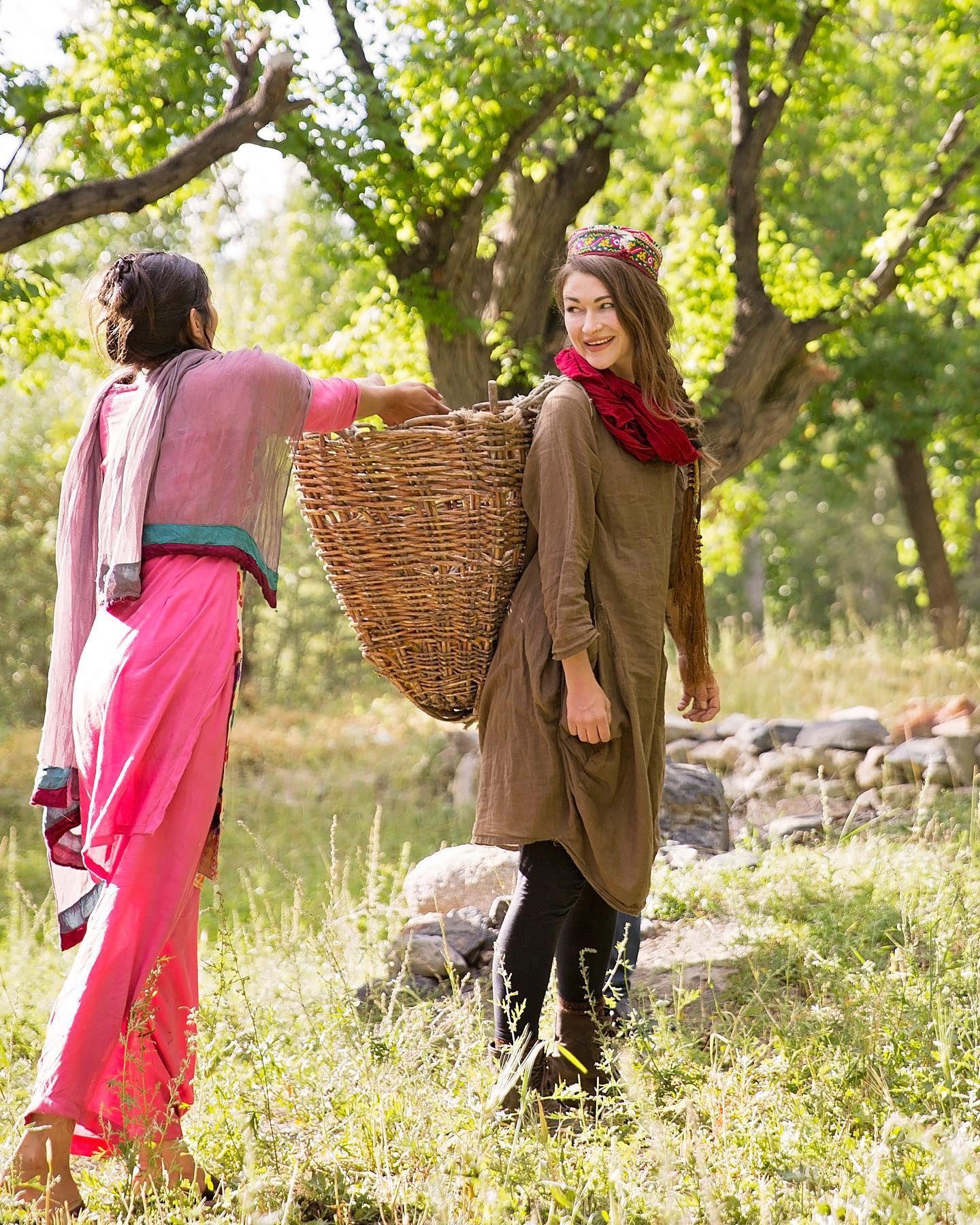 Misgar, Hunza Valley   Rosie Gabrielle   @rosiegabrielle