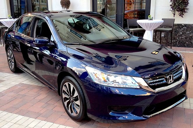 2015 Honda Accord Hybrid Review and Specs CARS