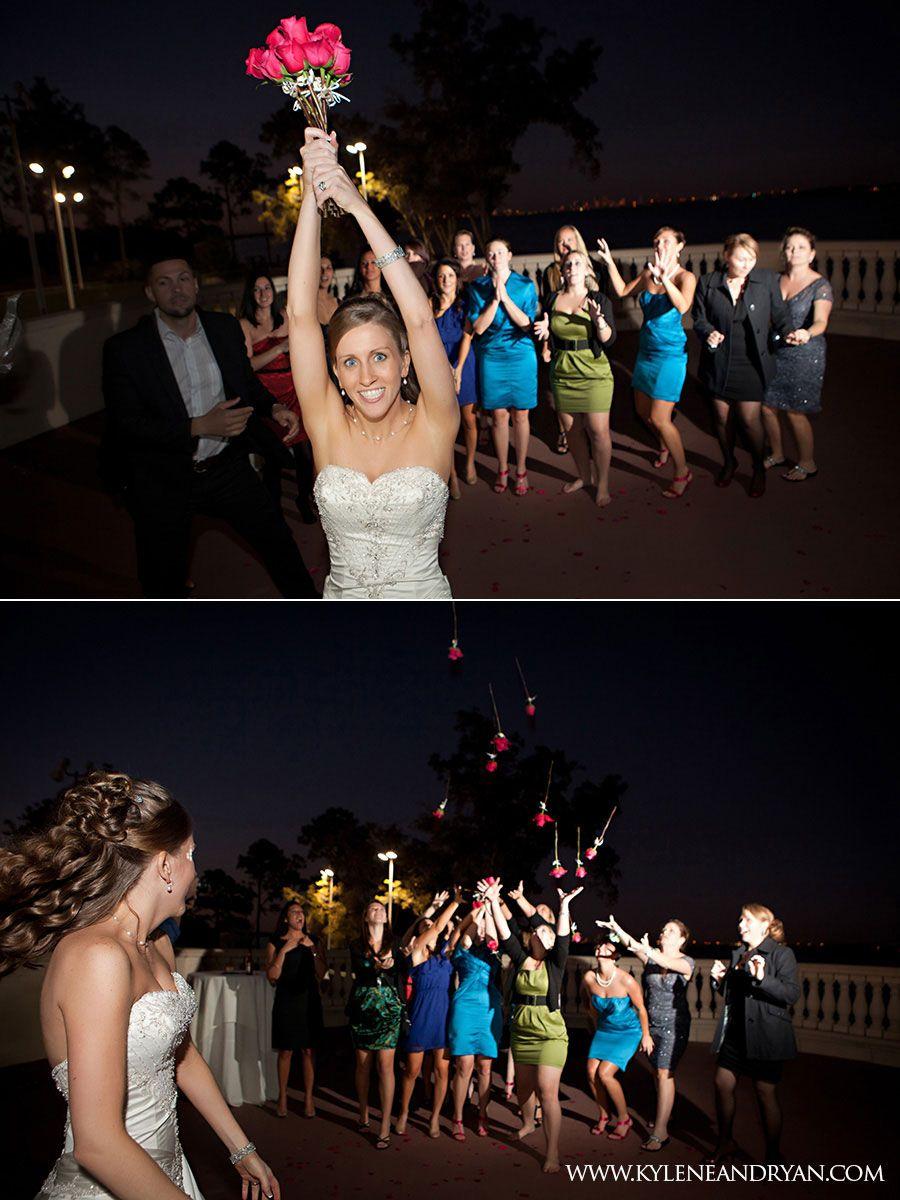 Wedding Ideas Blog Wedding bouquet toss, Bride, Dream