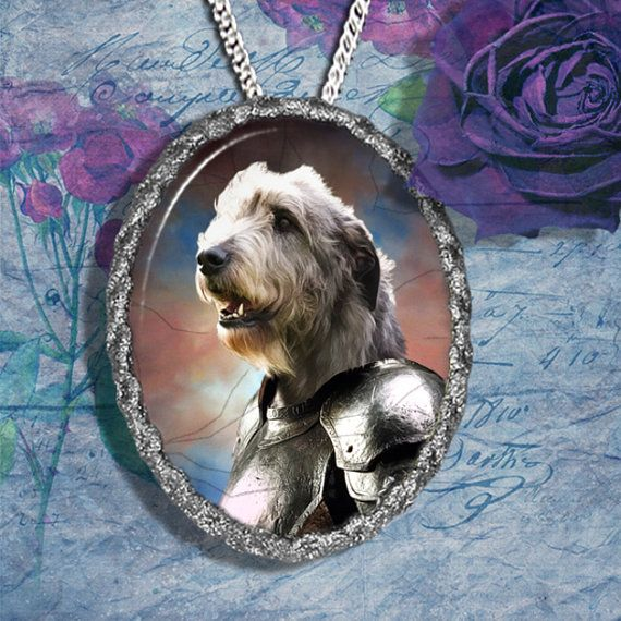Irish Wolfhound Cufflinks with a photo of a dog Handmade Customizable men\u2019s jewelry for pet lovers Your photo