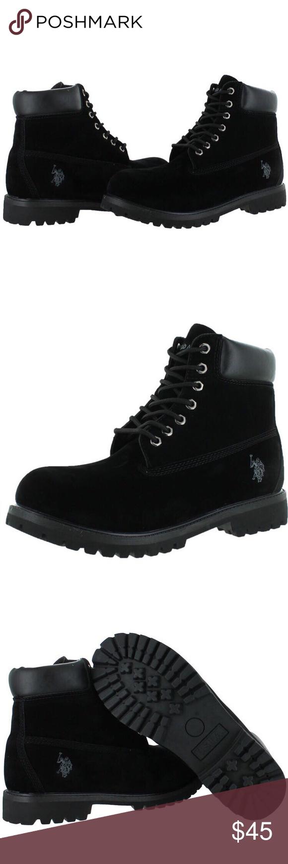 Polo Assn. Boots Brand new USPA Men