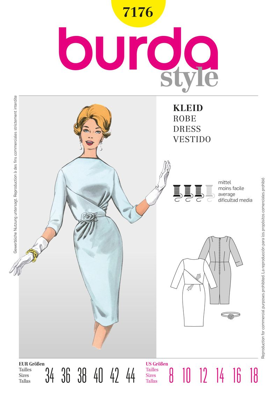 Simplicity Creative Group - Burda Style Dress | DIY Inspirations ...