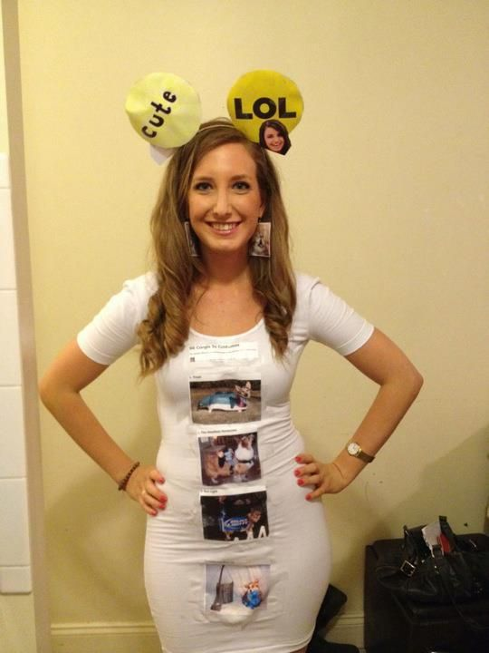 womens halloween costumes for 2013 that are more clever than sexy - Clever Women Halloween Costumes