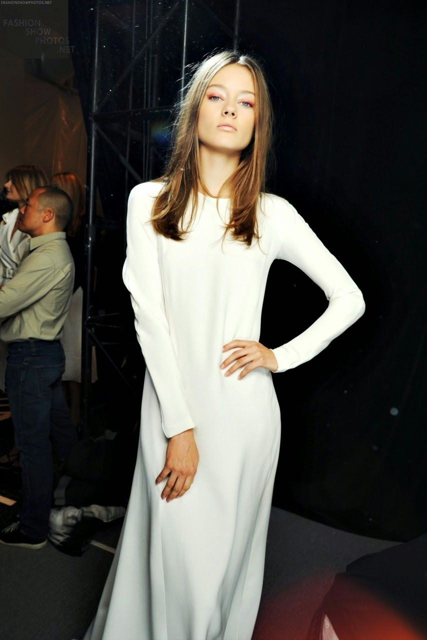 Fierce dresses pinterest models backstage backstage and chic chic