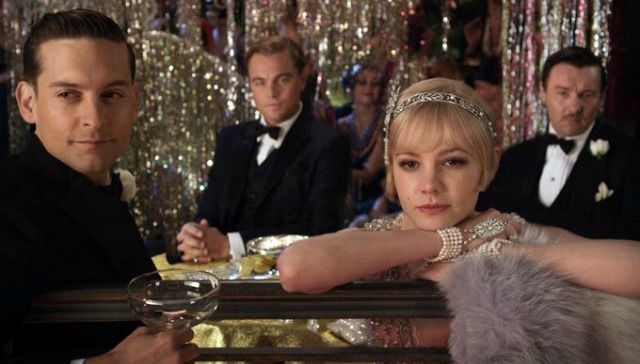 The Great Gatsby due out in theaters December 25th, 2012.