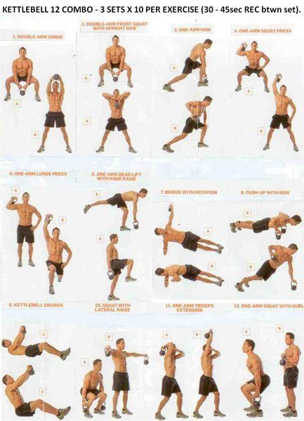 Pin By Ty Lewis On Training Kettlebell Challenge