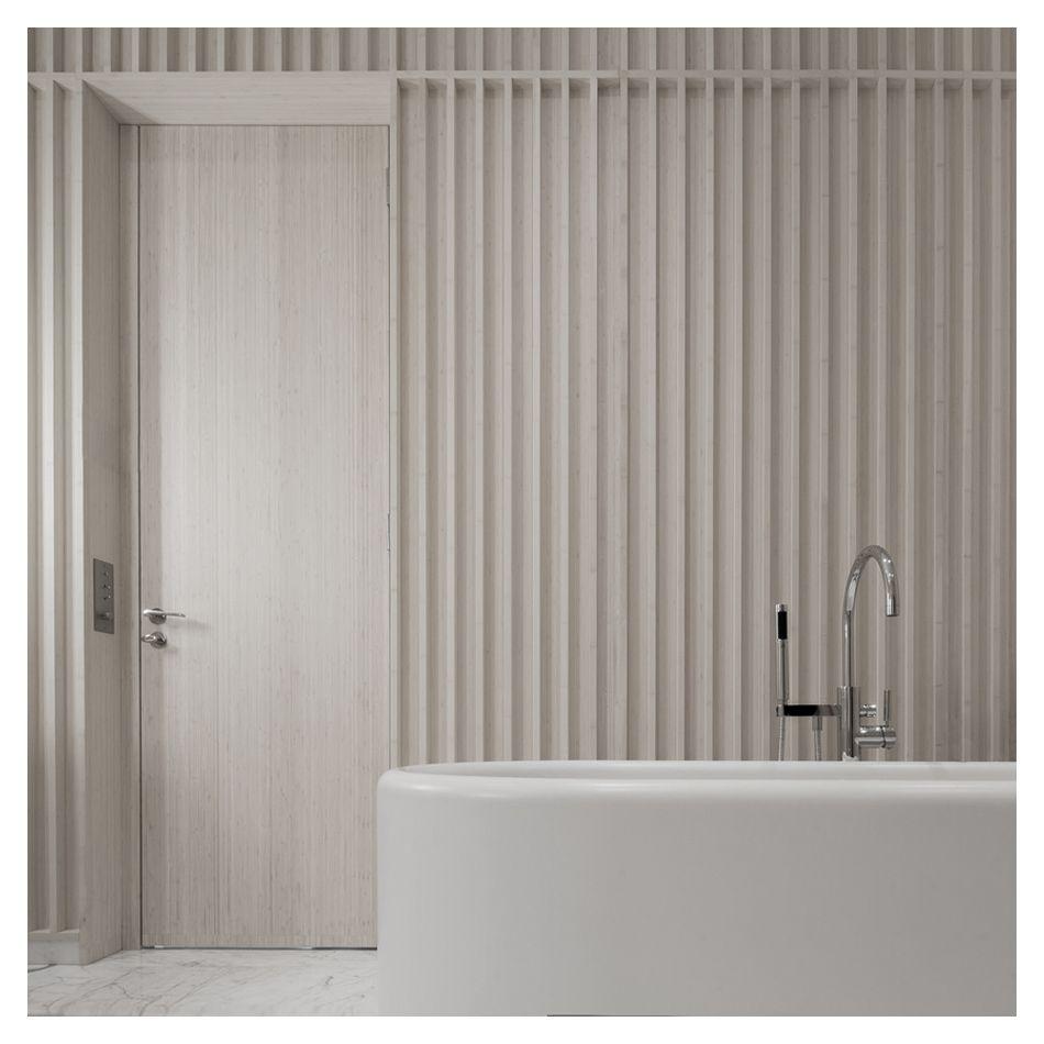 Paris Bathroom Wall Art: Bathroom [Carine Roitfeld's Apartment