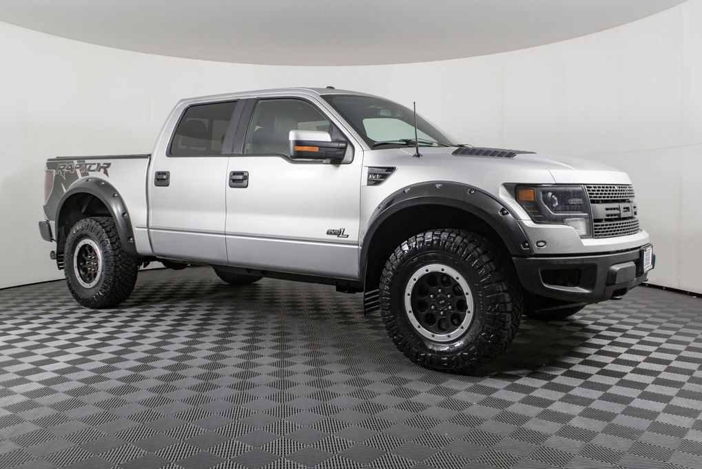 Used 2013 Ford F 150 Svt Raptor 4x4 With 81 453 Miles At Northwest