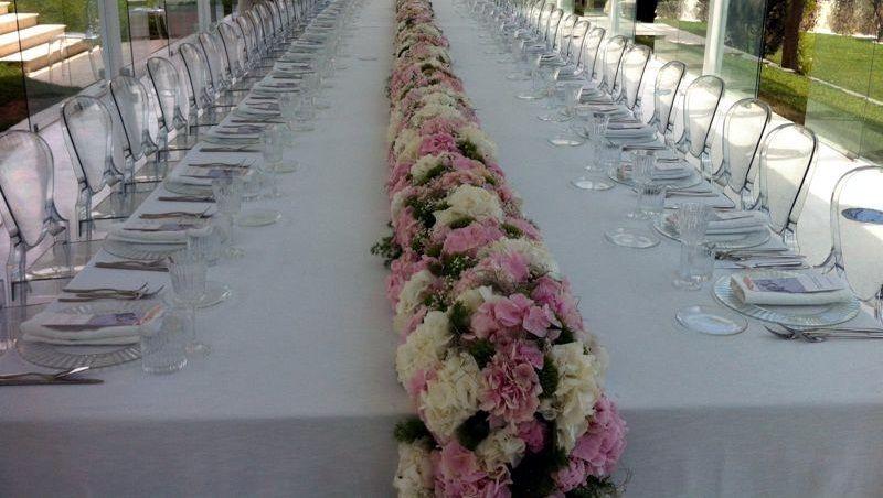 Tavolo Imperiale ~ Tavole imperiali alba catering luxury banqueting tavolo