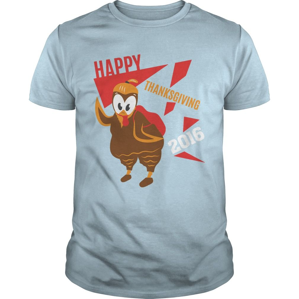 Funny Happy Thanksgiving 2016 Turkey Face Design from $12 | Funny ...