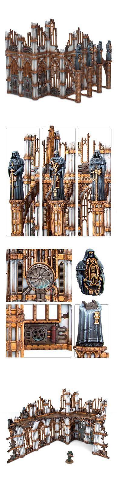 40K Terrain and Scenery 152940: Warhammer 40,000 40K Sector