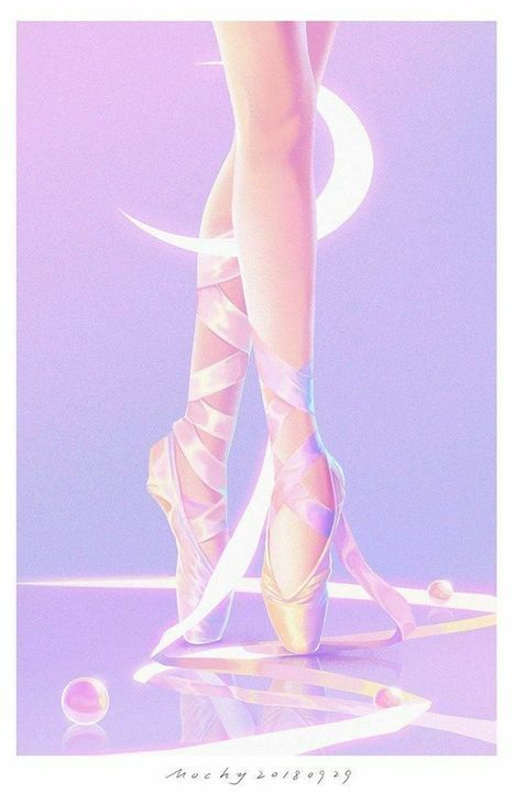 Pictures I Would Like To Share W Discontinued Pastel Uwu Ballet Wallpaper Mermaid Wallpapers Wallpaper Iphone Cute