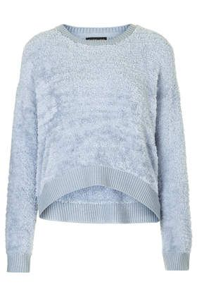 Fluffy Knit Sweat #adorkable