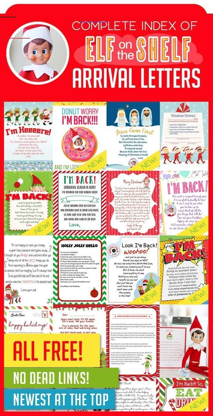 The COMPLETE INDEX of Elf on the Shelf FREE ARRIVAL LETTERS! The COMPLETE INDEX ... , #ARRIV... #elfontheshelflastday The COMPLETE INDEX of Elf on the Shelf FREE ARRIVAL LETTERS! The COMPLETE INDEX ... , #ARRIVAL #COMPLETE #Elf #elfontheshelfideasfortoddlersarrival #FREE #INDEX #LETTERS #Shelf