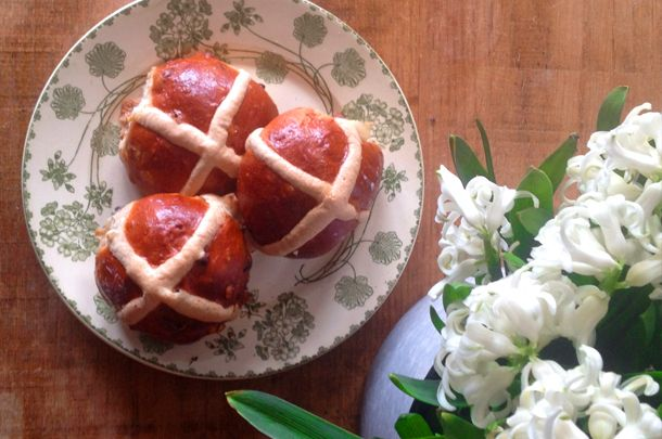 These fruity Easter favourites are the perfect break from all that chocolate, and they're steeped in history too