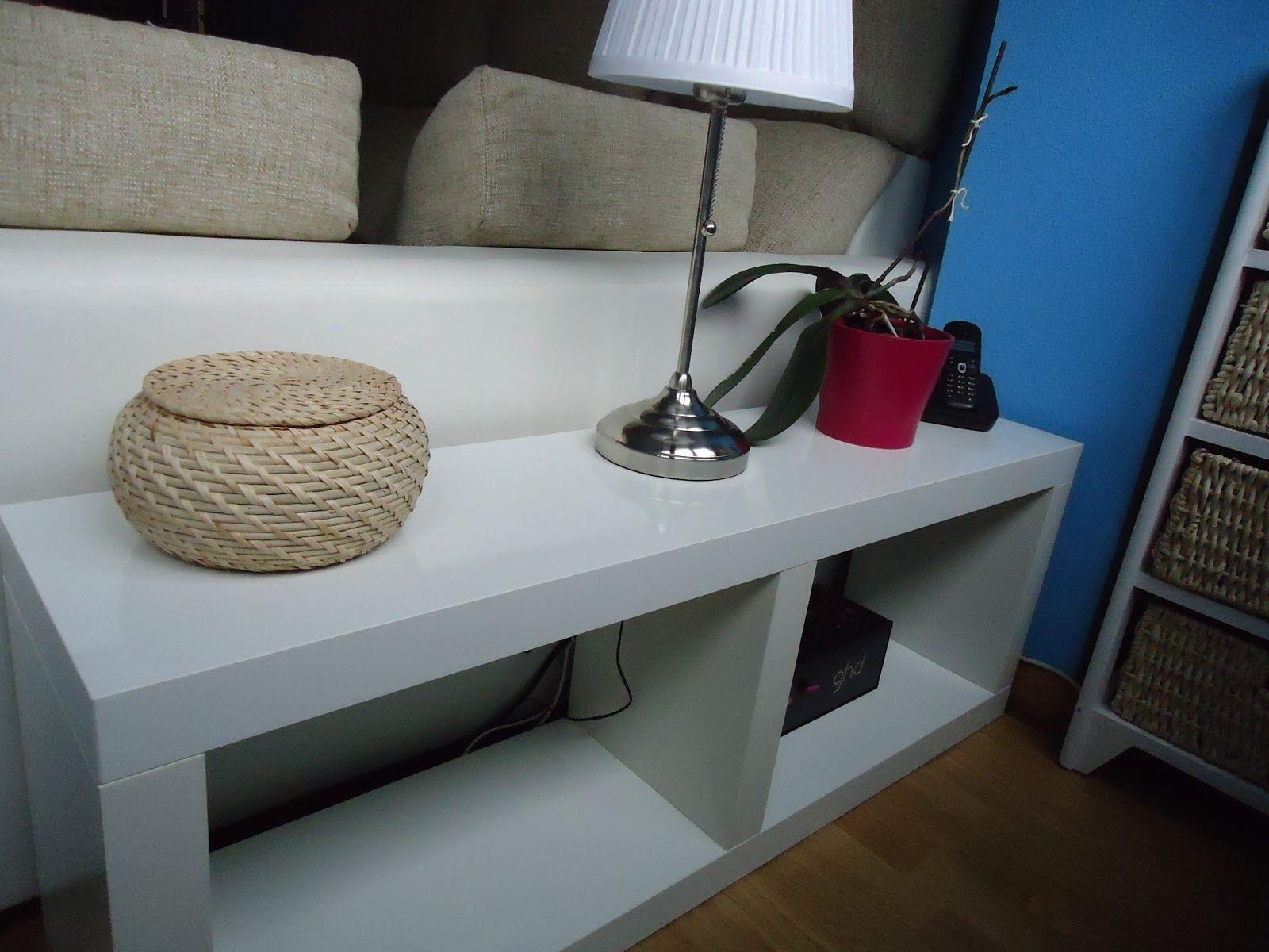 baldas LACK y cinta de doble cara muebles ikeando