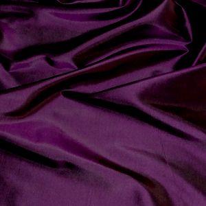 "100% Silk: 54"" Silk Taffeta Eggplant $18.00"