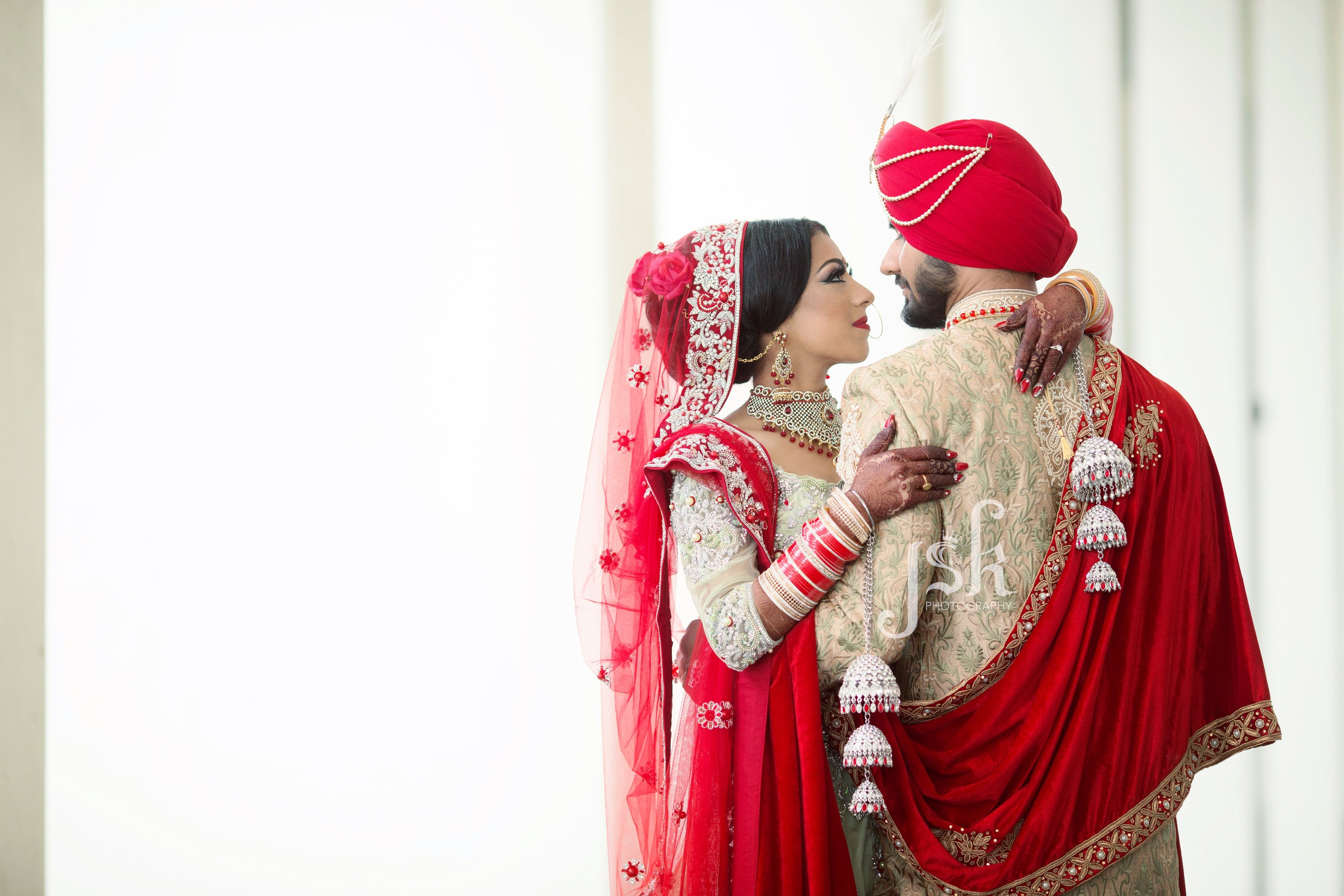 Wedding portraits. Indian wedding photographer   JSK Indian Wedding ...