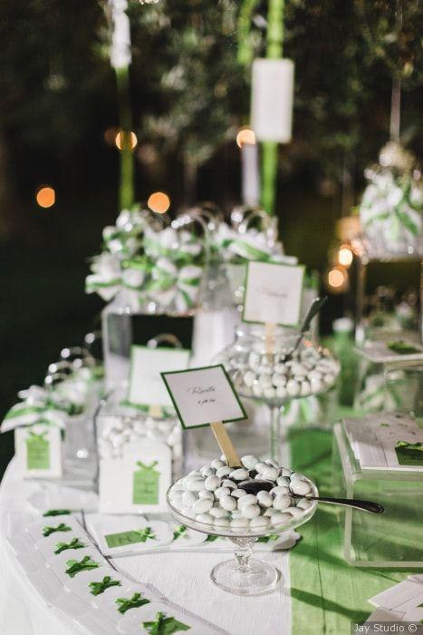 Pin Su Matrimonio In Verde
