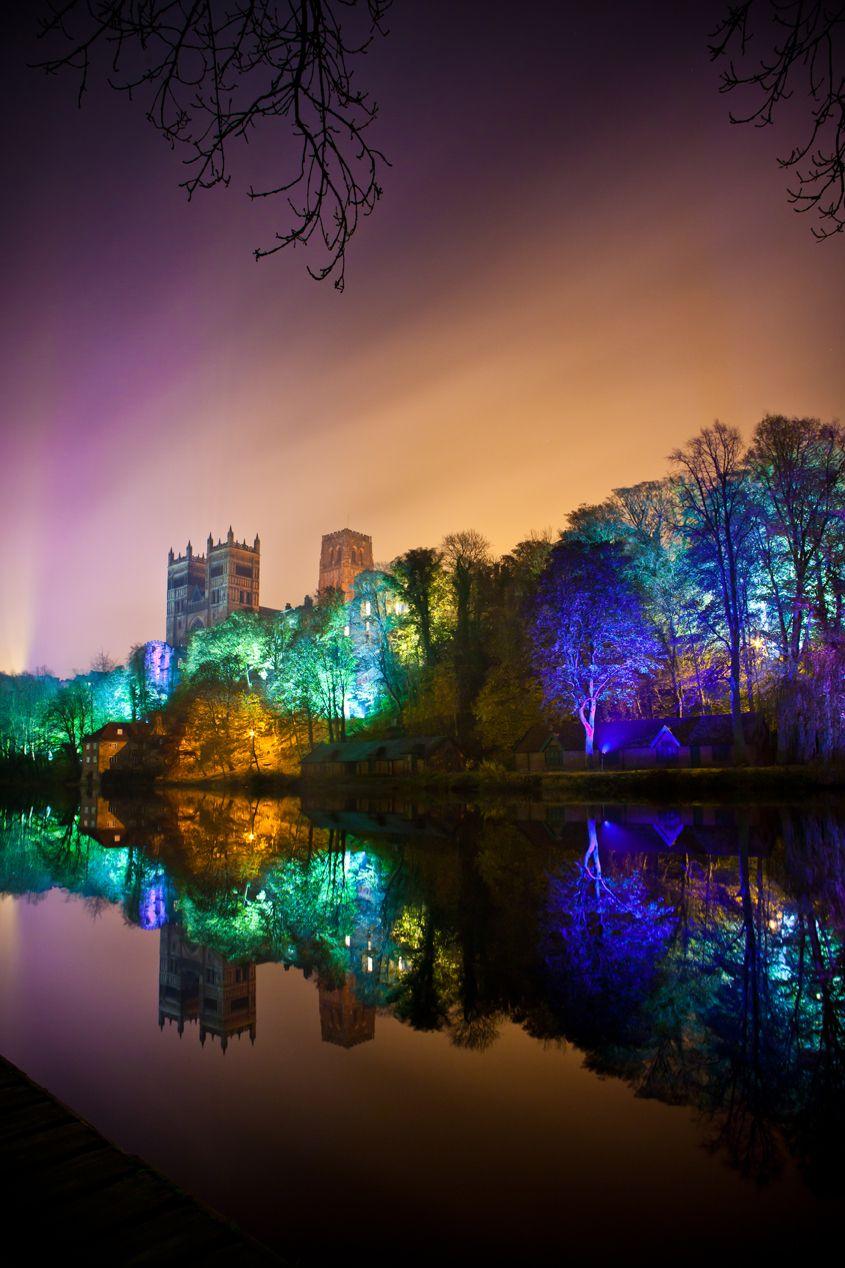 Durham LUMIERE 2011 -  The WonderWood by Walter Holt
