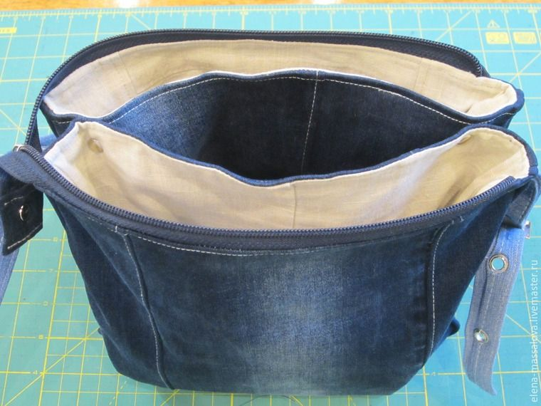 c325114463 Bag of Old Jeans. Photo Sewing Tutorial.