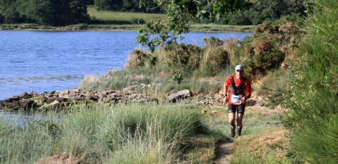 Ultra race in Brittany