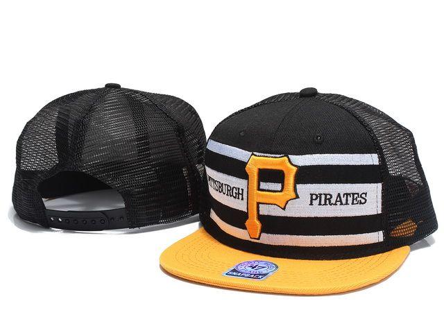 b9609d23d10 New Era MLB Pittsburgh Pirates Snapback Hats Caps Mesh 3914! Only  8.90USD
