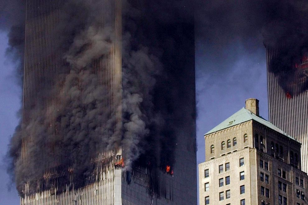 Seven years since looking back and forward on 9/11