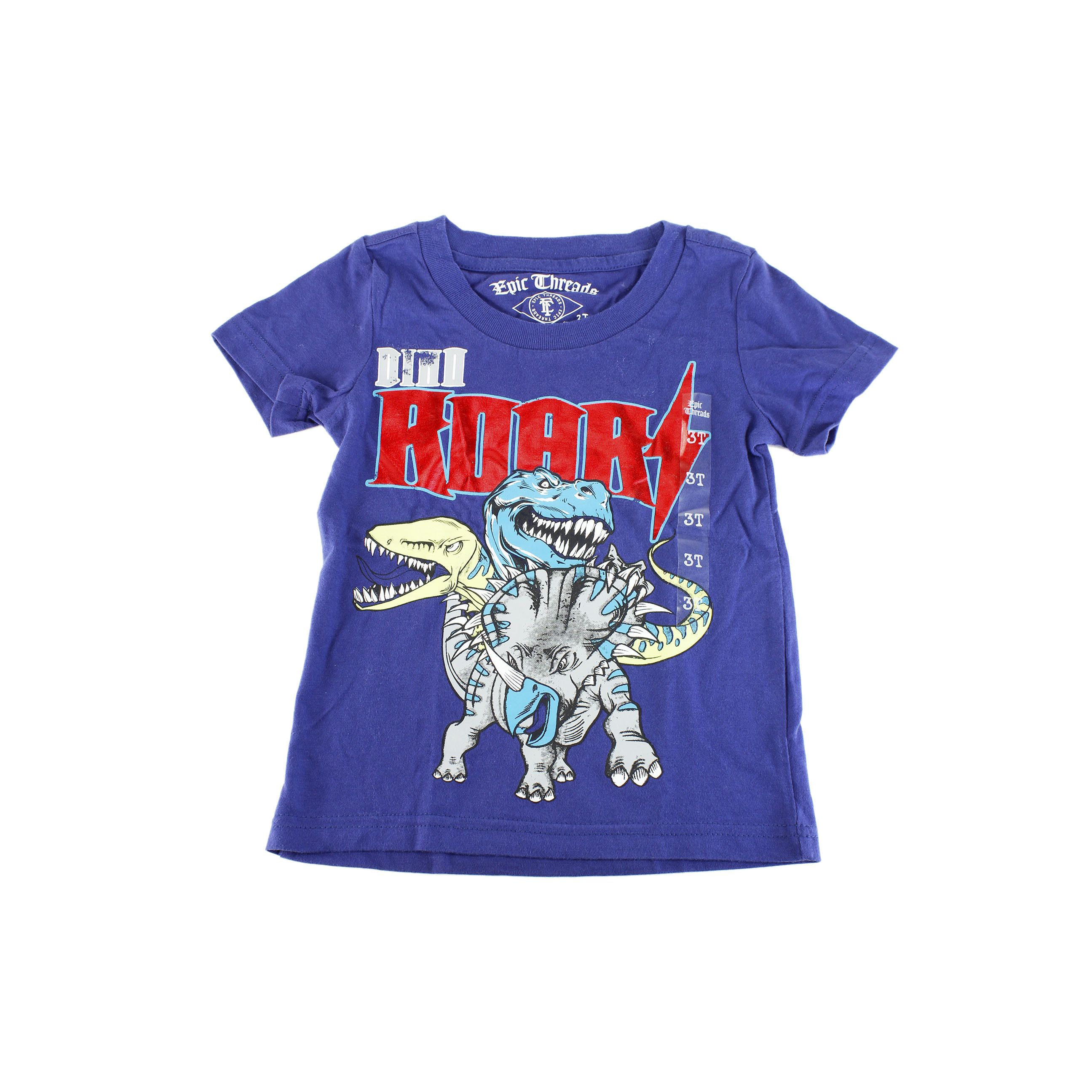 Epic Threads Baby Boy's Short Sleeve Shirt