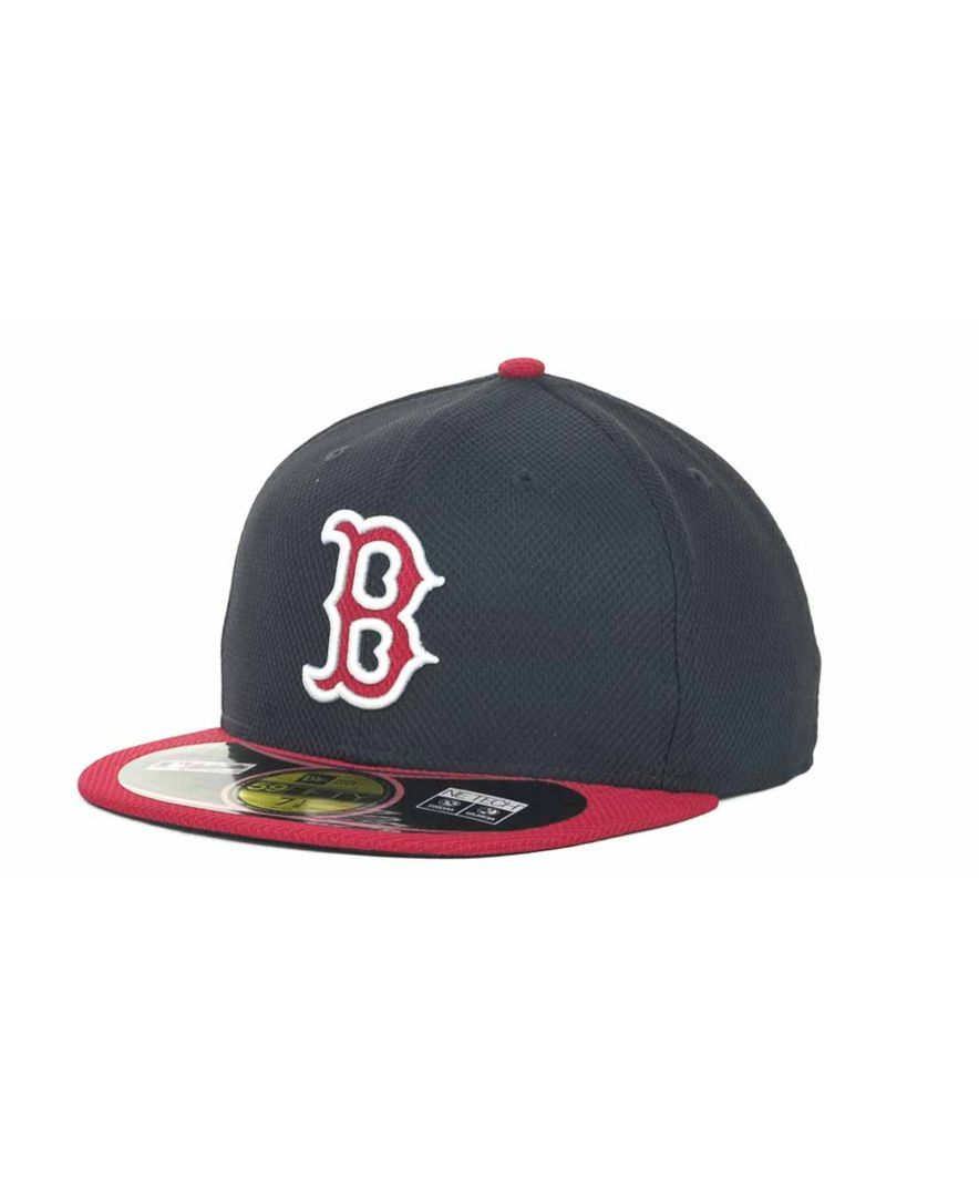 b20db9fad1f4d New Era Kids  Boston Red Sox Diamond Era 59FIFTY Cap