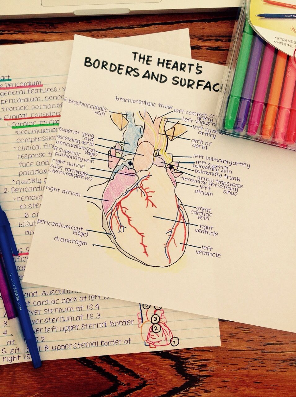 study #notesinspiration #handwriting #studyblr #aesthetic ...
