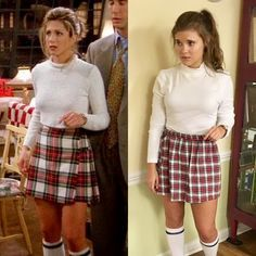 I Dressed Like Rachel Green for a Week and Here's What Happened