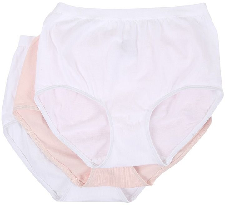 latest many fashionable cheaper Jockey Comfies Cotton Brief 3-Pack Women's Underwear ...