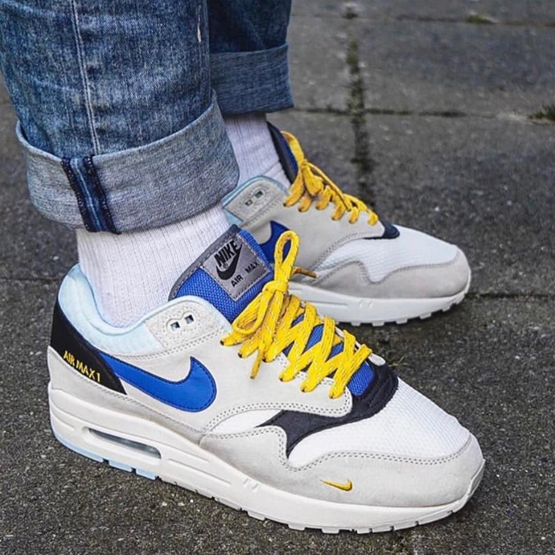 "separation shoes fd47e f80d2  1⃣8⃣  sizeofficial x Nike Air Max 1 ""Dawn"" from the ""Dusk to Dawn"" pack,  worn by  tomasterrr ! Future cla...- everythingairmax  nikeairmax."
