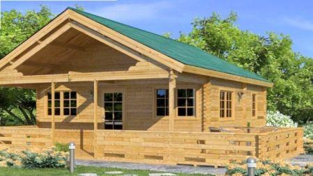 uac por una casa de madera te presentamos las casas puedes
