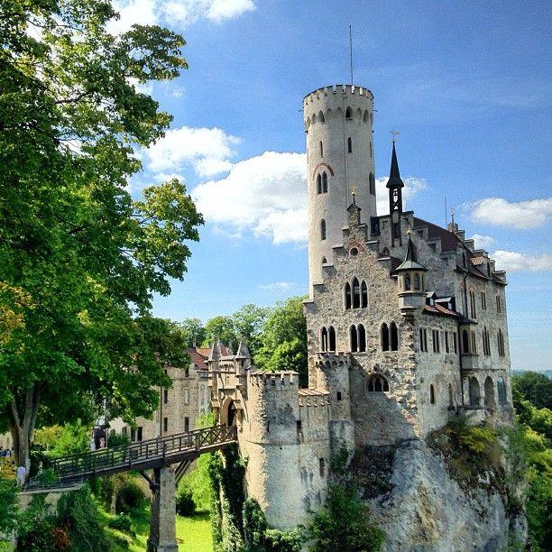 Schloss Lichtenstein Schloss Lichtenstein Schloss Bilder