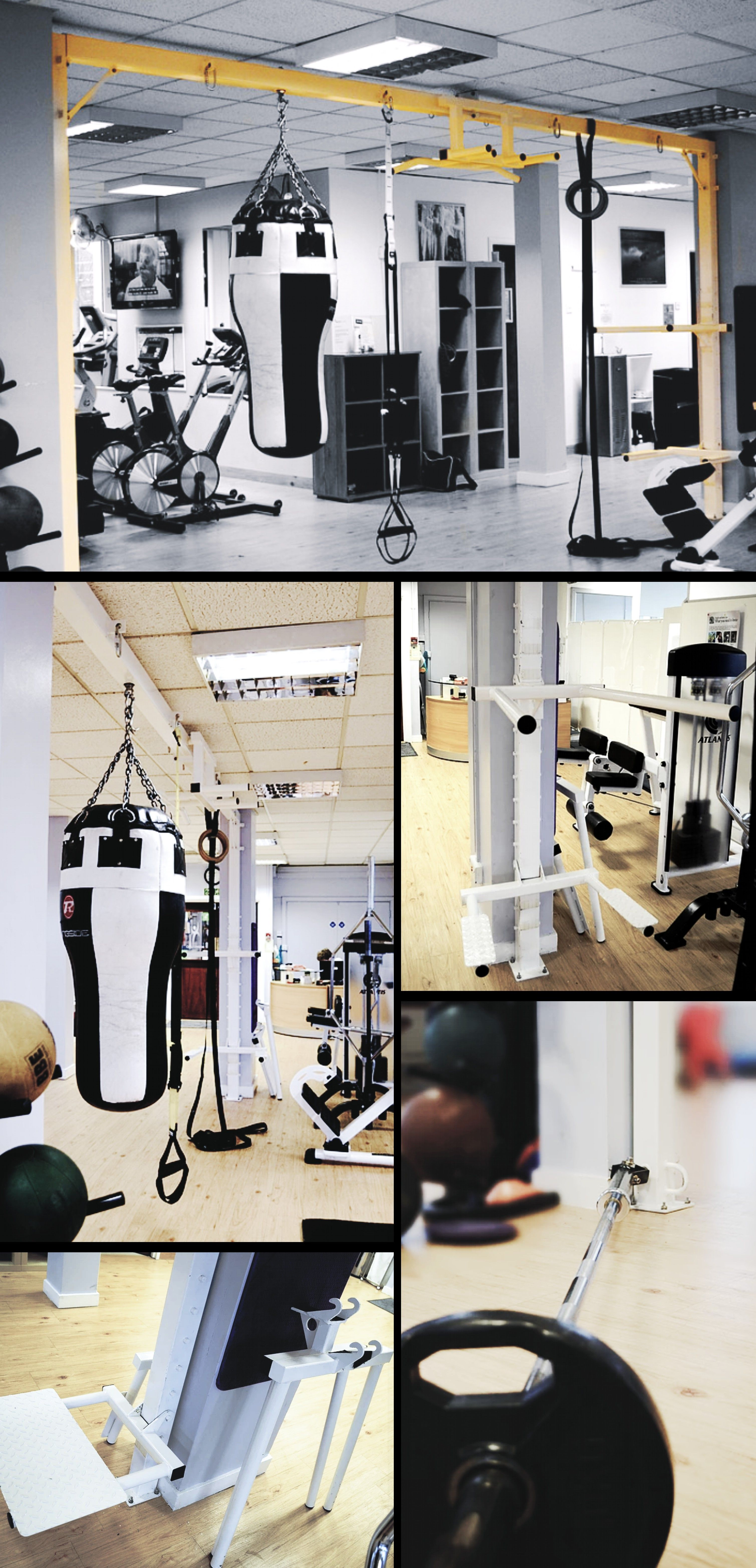Customized gym frame you spec it we design it make it and